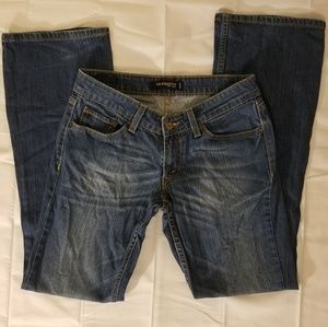 "Levi's 524 Too Superlow Jeans 5 Med 32"""